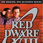Chris Barrie and Craig Charles in Red Dwarf (1988)