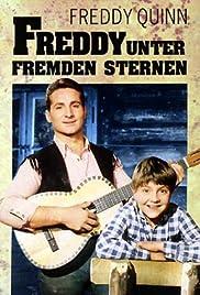 Freddy unter fremden Sternen Poster