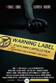 Warning Label Poster