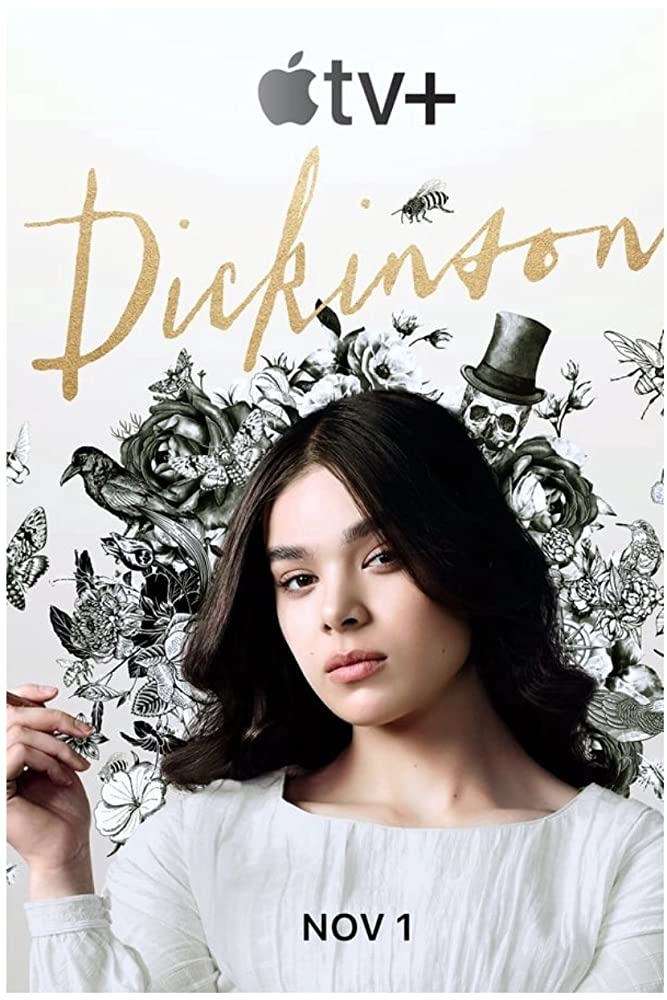 LEGENDA DICKINSON 1° TEMPORADA COMPLETA