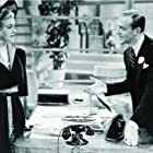 Fred Astaire and Ginger Rogers in Carefree (1938)