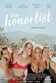 Sasha Pieterse, Arden Cho, Meghan Rienks, and Karrueche Tran in The Honor List (2018)