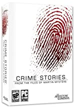 Crime Stories: From the Files of Martin Mystere