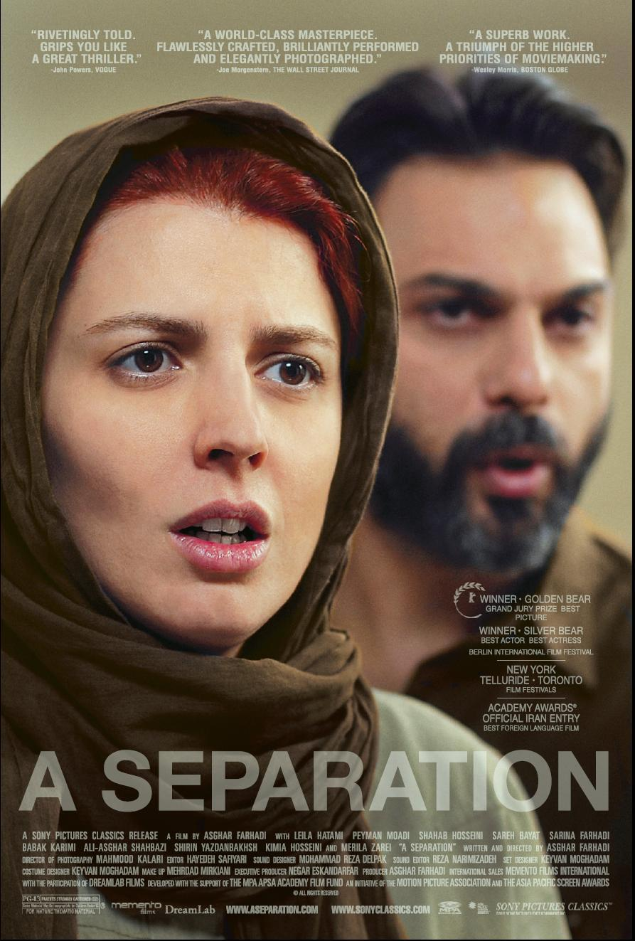 A Separation (2011) BluRay 720p & 1080p