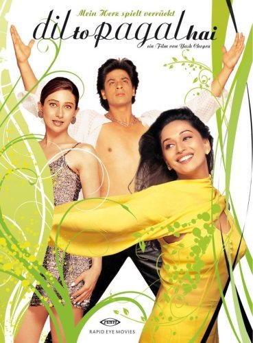 download dil to pagal hai hindi movies full hd