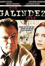El misterio Galíndez (2003) Poster - Movie Forum, Cast, Reviews