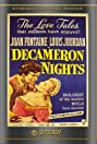 Decameron Nights (1953) Poster