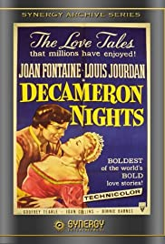 Decameron Nights Poster