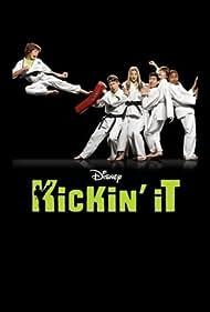 Jason Earles, Leo Howard, Mateo Arias, Dylan Riley Snyder, Olivia Holt, and Alex Jones in Kickin' It (2011)