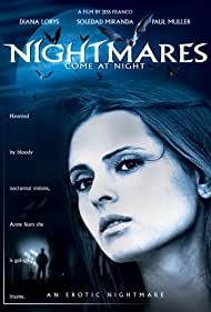 Soledad Miranda in Les cauchemars naissent la nuit (1970)