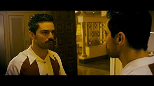 Forced to become the body double of Uday Hussein, Latif Ahmed (Cooper) bears witness to daily life under Saddam Hussein's reign, from lavish extravagances to sadistic acts of brutality.