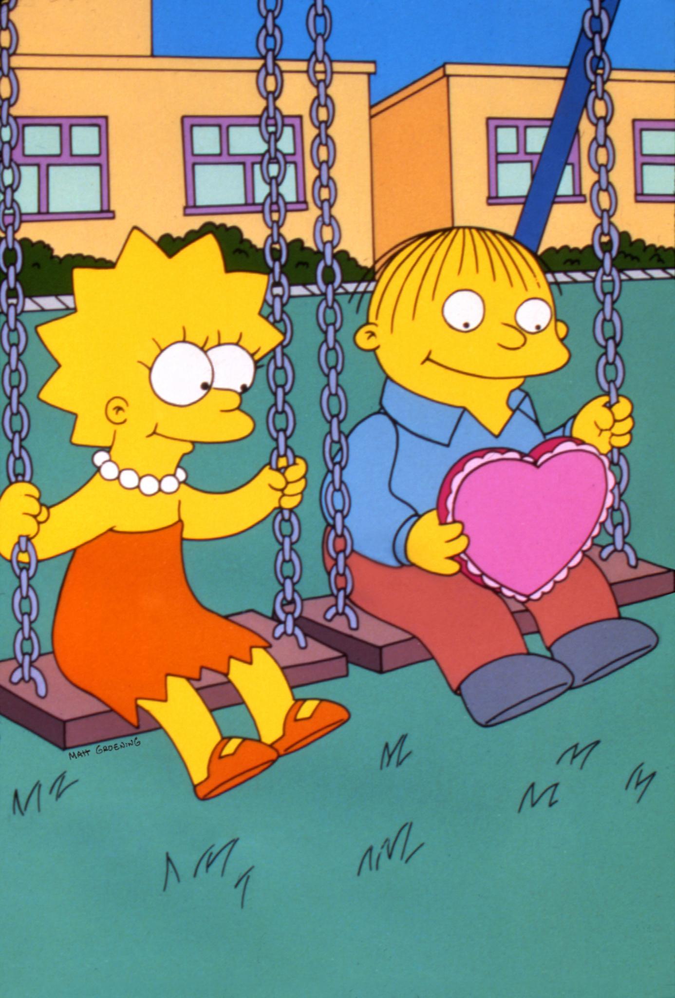 The Simpsons I Love Lisa Tv Episode 1993 Imdb