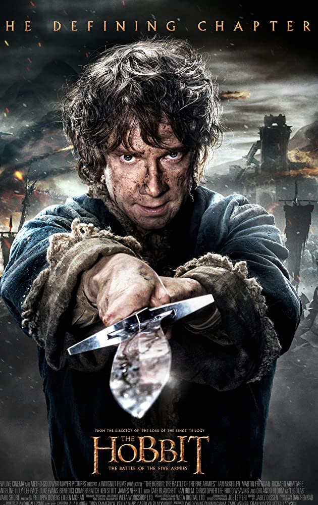 Free Download The Hobbit: The Battle of the Five Armies Full Movie