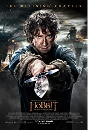 The Hobbit 3: The Battle of the Five Armies 2014 Movie BluRay Extended Dual Audio Hindi Eng 500mb 480p 1.6GB 720p 8GB 1080p
