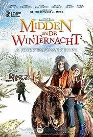 Midden in de winternacht Poster