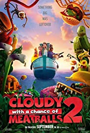 Cloudy with a Chance of Meatballs 2 (2013) 1080p