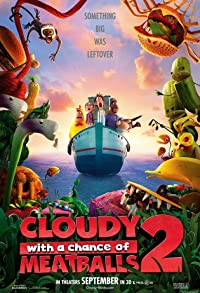 Primary photo for Cloudy with a Chance of Meatballs 2