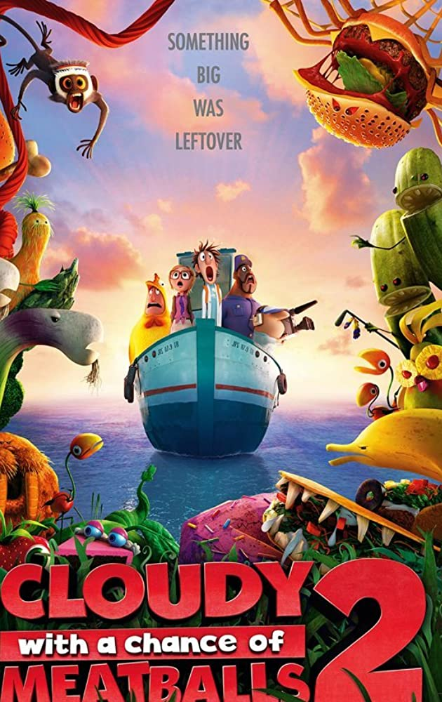 Free Download Cloudy with a Chance of Meatballs 2 Full Movie