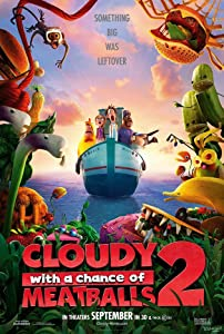 New english movies direct download Cloudy with a Chance of Meatballs 2 [1280x544]