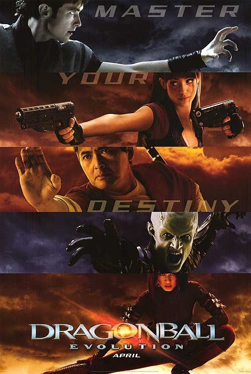 DRAKONŲ KOVA: EVOLIUCIJA (2009) / DRAGONBALL EVOLUTION