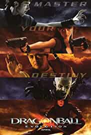 Dragonball Evolution Hindi