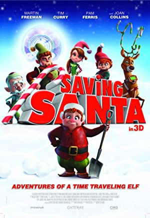 Sauvons le Père Noël (Saving Santa) (2013) Streaming Complet Gratuit en Version Française
