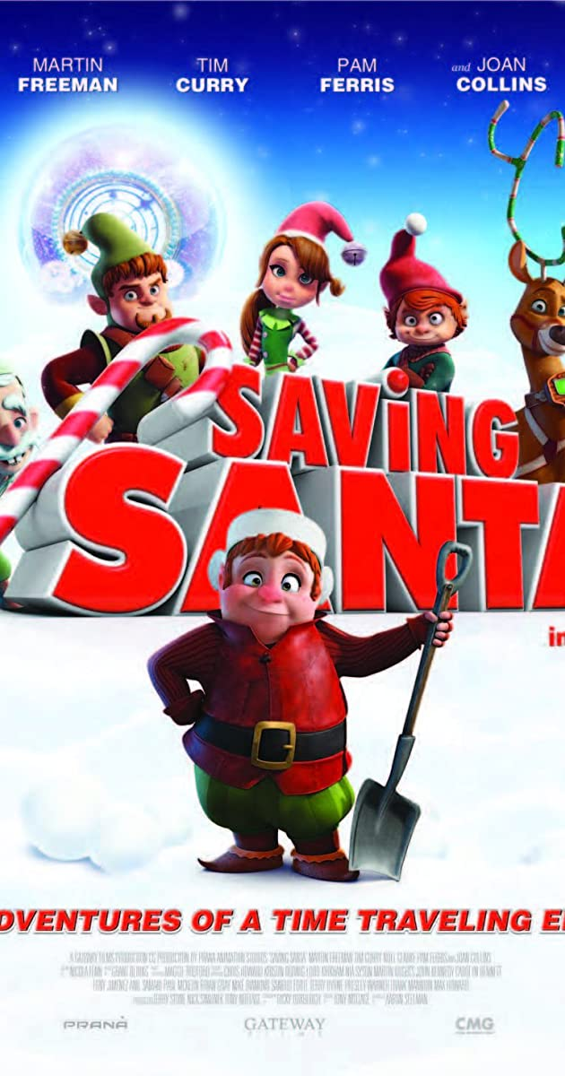 Subtitle of Saving Santa