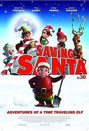 Saving Santa Poster