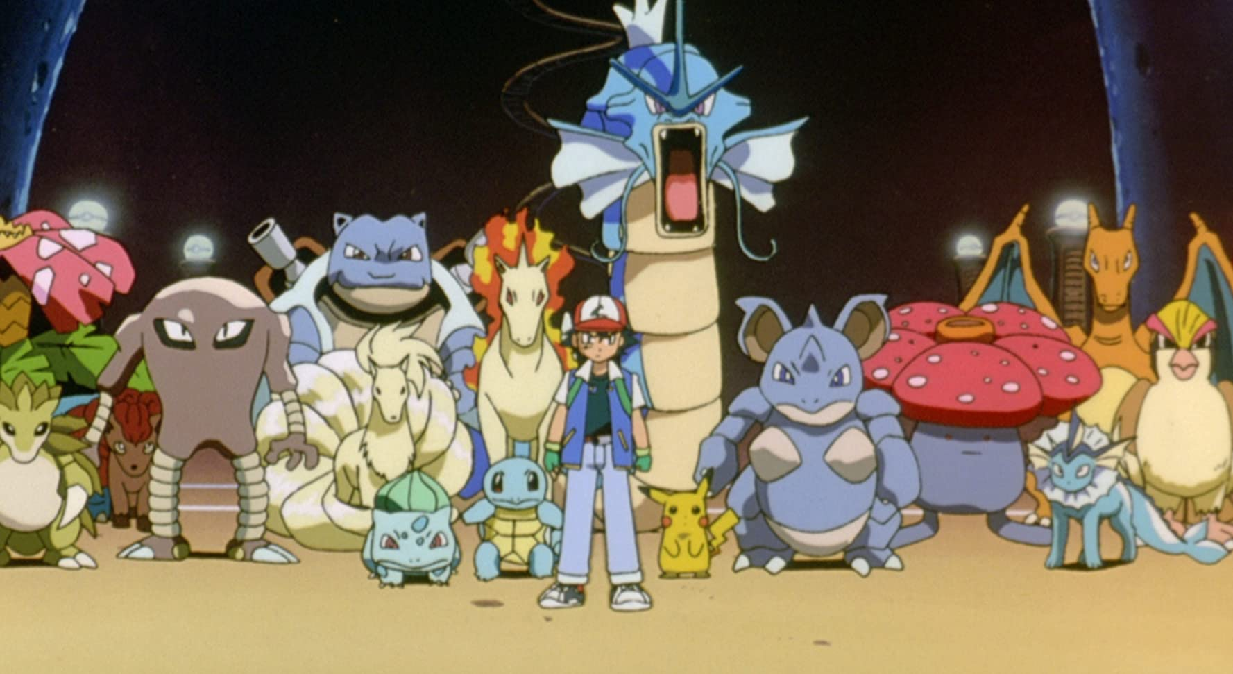 Kết quả hình ảnh cho Pokemon: Mewtwo no Gyakushuu (Pokemon: The First Movie) anime