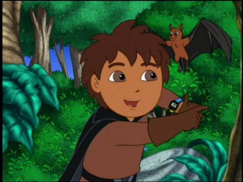 go diego go freddie the fruit bat saves halloween tv episode 2008 imdb
