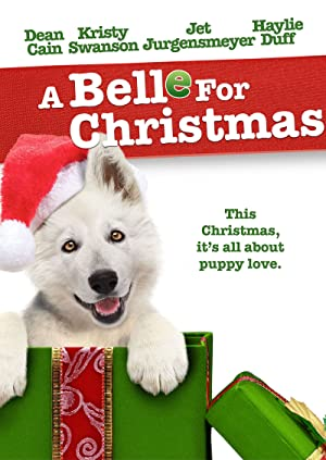 Where to stream A Belle for Christmas
