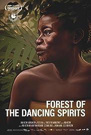 De dansande andarnas skog Poster