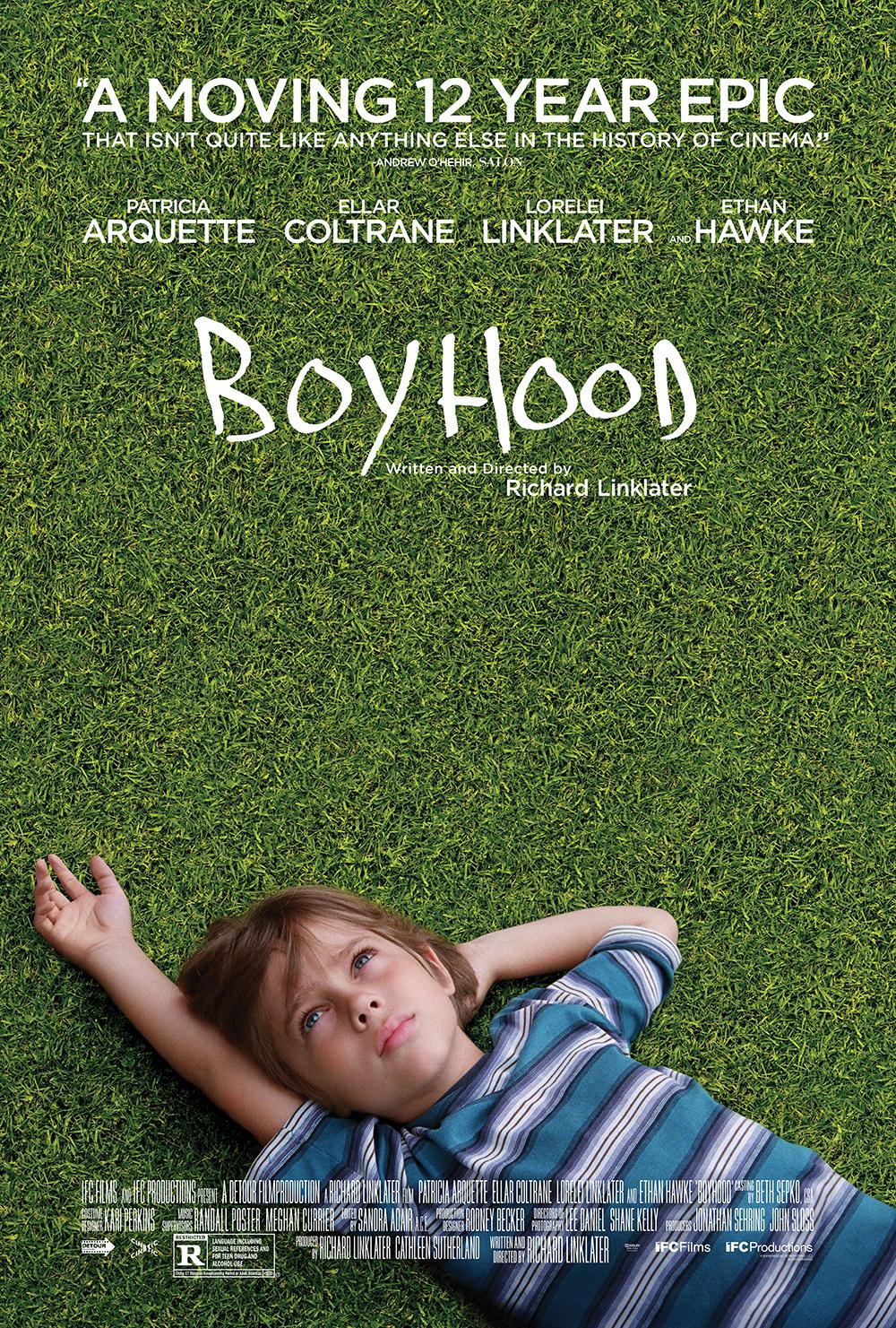 Boyhood (2014) BluRay 480p, 720p & 1080p