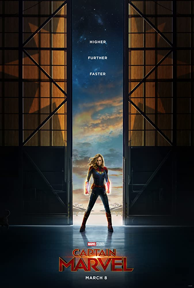 Kapitonė Marvel / Captain Marvel (2019)