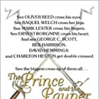 Charlton Heston, Raquel Welch, Ernest Borgnine, Rex Harrison, Oliver Reed, George C. Scott, David Hemmings, and Mark Lester in The Prince and the Pauper (1977)
