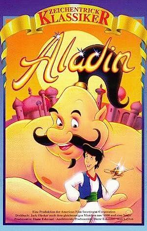 Where to stream Aladin