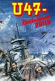 U47 - Kapitänleutnant Prien(1958) Poster - Movie Forum, Cast, Reviews