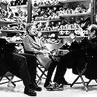 Stanley Kubrick, Tom Cruise, and Nicole Kidman in Eyes Wide Shut (1999)