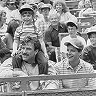 Steve Guttenberg, Tom Selleck, and Robin Weisman in 3 Men and a Little Lady (1990)
