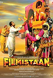 Filmistaan(2012) Poster - Movie Forum, Cast, Reviews
