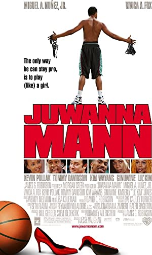 Where to stream Juwanna Mann