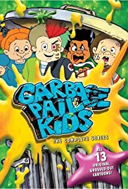 Garbage Pail Kids Poster - TV Show Forum, Cast, Reviews