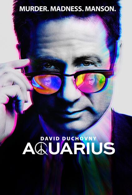 David Duchovny in Aquarius (2015)