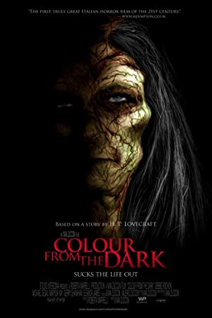 Where to stream Colour from the Dark