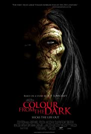 Colour from the Dark Poster