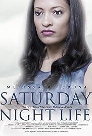 Saturday Night Life Poster