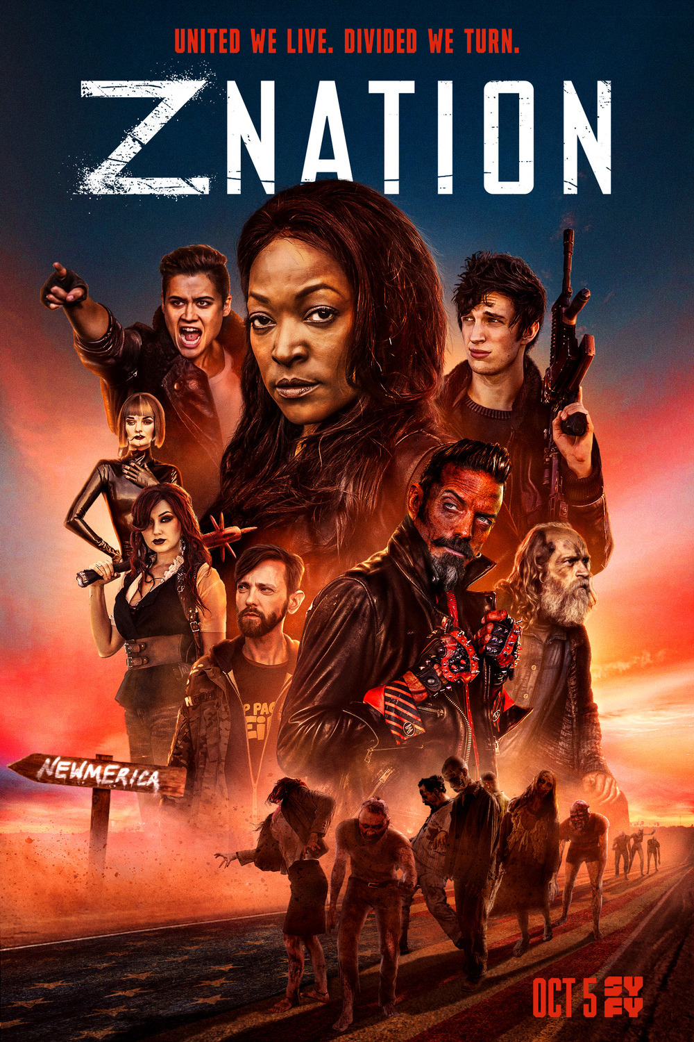 Z Nation (TV Series 2014–2018) - IMDb