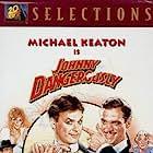 Michael Keaton, Dom DeLuise, and Joe Piscopo in Johnny Dangerously (1984)