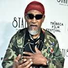 Kool Herc at an event for Wu-Tang Clan: Of Mics and Men (2019)
