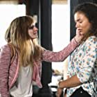 Aubrey Peeples and Jessica Sula in Recovery Road (2016)
